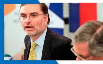 Director del SII, Julio Pereira, entregó balance 2010