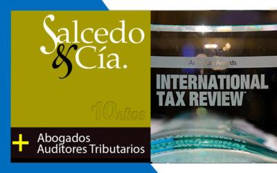 SALCEDO & CIA  ha sido nominada al «Americas Tax Awards»